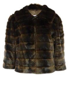 Formal Faux Fur Evening Dress Jacket $71.52 #bestseller