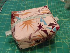 Box pouch tutorial