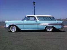 1957 Pontiac Safari Station Wagon ★。☆。JpM ENTERTAINMENT ☆。★。