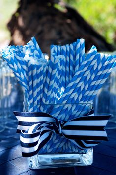 this would be cute for a boys baby shower