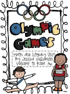Celebrate the Summer Olympics with this fun unit.