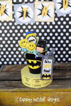 batman party favors