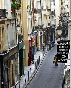 Rue des Gravilliers, Le Marais, Paris