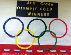 Test review Olympics - love love love this idea to keep kids motivated throughout the boring practice tests