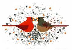 charlie harper, bird ~