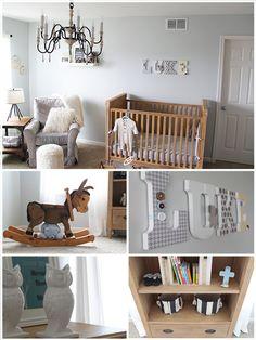 classic and #elegant #boy #nursery