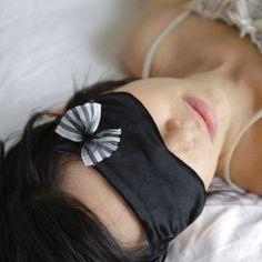 i want to make this! #diy #sleepmask