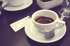 Life In Italy: Morning Coffee