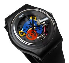 Cool Swatch watch