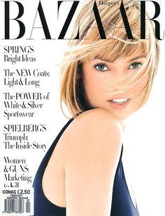 Bazaar February 1994 - Linda Evangelista