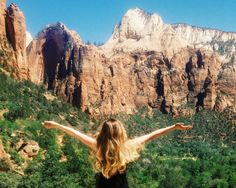 Zion national state park
