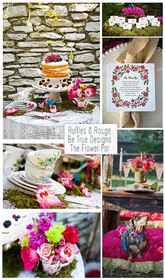 Wedding workshop ideas...