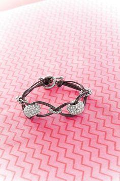 Bit of Bling DIY Bracelet: National Craft Month Project & Giveaway
