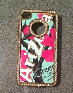 homemade iphone case :)