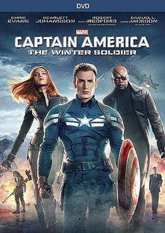 Captain America: The Winter Soldier - Walt Disney Studios Home Entertainment