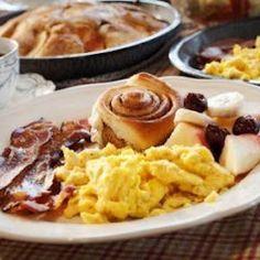 Breakfast at Hillside