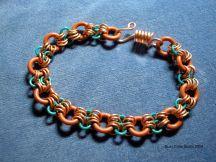 Cobber Bracelet Pattern at Sova-Enterprises.com