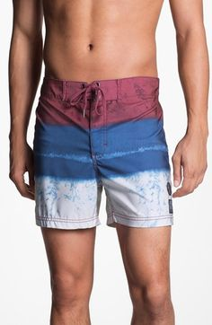 Insight 'Le Blur - Bunker' Board Shorts available at #Nordstrom