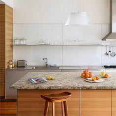 Golden Romano kitchen island countertop from Wilsonart @Wilsonart LLC LLC
