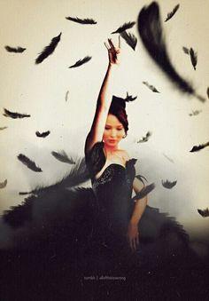 Katniss Everdeen :)