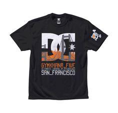 Ken Block Gymkhana 5 City Star T-Shirt - DC Shoes