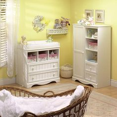 """South Shore Savannah Changing Table - Pure White - South Shore Furniture - Babies """"R"""" Us"""