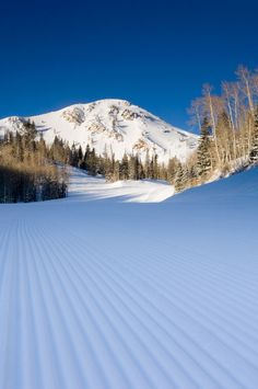 One of our faves of Jupiter Peak at Park City Mountain Resort