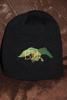 Duck Dynasty Logo Toboggan Hat Monogrammed by emmyshaircandy, $8.00