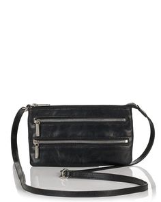 Regularly $98, now $54.88 SHIPPED for this Italian leather and great name brand crossbody bag: http://rstyle.me/n/c7myy2d and use code: STYLE20    Not cheap, but definitely fabuLESS-- this bag is well made, classically styled and will last you for years, not just one season!     Promotion ends 10/1/12-- but it will likely sell out LONG before that-- go NOW!
