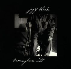 P22 Cezanne font on Jeff Black CD