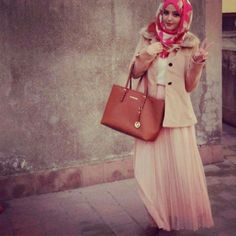 sharp looking hijabi