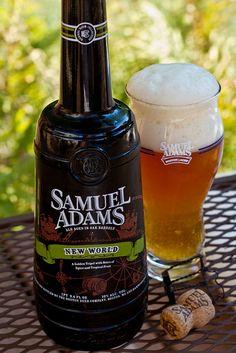 Samuel Adams - New World.