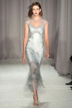 MARCHESA SPRING 2014 RTW COLLECTION