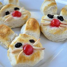 Creative and Fun Easter Brunch Recipes for Kids #easter #kidrecipes