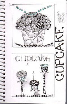 Cupcake tangles   Flickr - Photo Sharing!