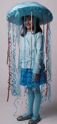Jellyfish Costume {Family Fun} #halloween #diy #costume