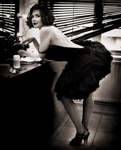 Maggie Gyllenhaal by Vincent Peters