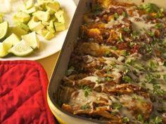 yum ...enchiladas.