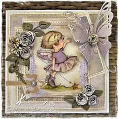 butterfli, craft, lotv card, valli card, marvel card, lili stamp, fairi, card lotv