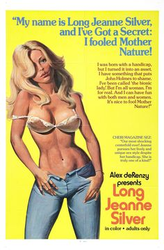 Long Jeanne Silver, 1977