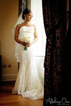 Real Weddings {England}: Frances & Winsom! - Blackbride.com