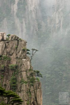 Yellow Mountain - China