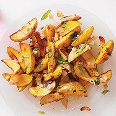 Roasted Potato Salad with Creamy Dijon Vinaigrette | MyRecipes.com