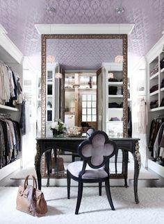 Large mirror Vanity.