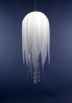 Medusae Pendant Lamps on Industrial Design Served