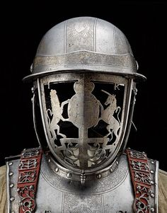 Armor at the Tower of London