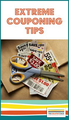 Extreme Couponing Tips!