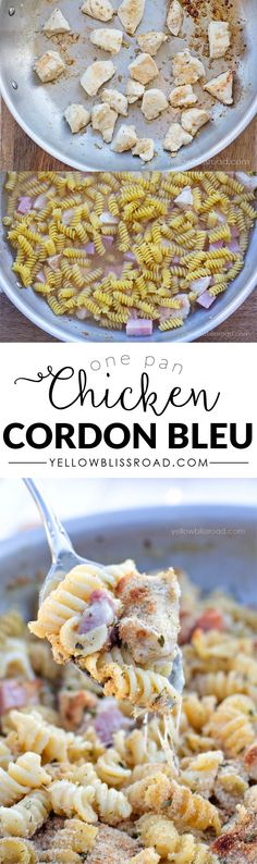 Creamy One Pan Chick
