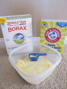 DIY Mamas: Cleaning  dishwasher soap
