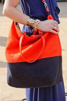 Gap bag #NYFW